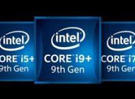 Intel 9. Nesil İşlemci Özellikleri