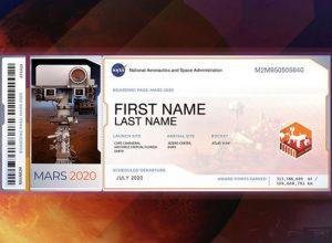 NASA Mars Bileti Başvurusu En Çok Türklerden