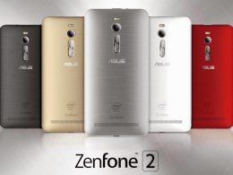 Asus Zenfone 2 Özellikler