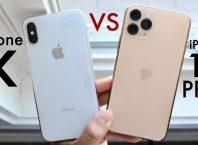 iPhone 11 Pro vs iPhone X Kamera Karşılaştırması