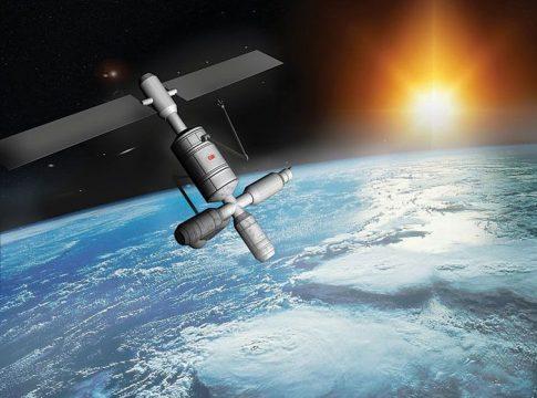 Türkiye'nin Uzaya Gönderdiği İlk Uydu
