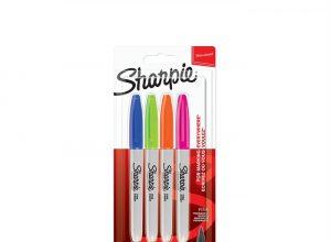 Kaliteli ve Farklı Renklere Sahip Sharpie Kalem