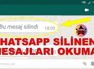 Whatsapp Yedeklenmeyen Mesajları Geri Getirme